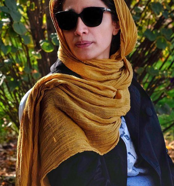 عکس خوشتیپ همسر بابک حمیدیان