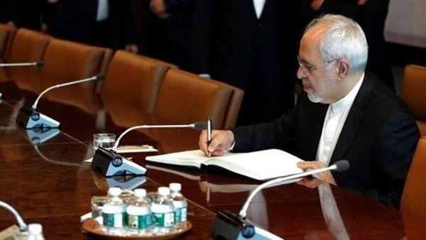 ظریف موارد نقض تعهدات آمریکا را به سازمان ملل گوشزد کرد