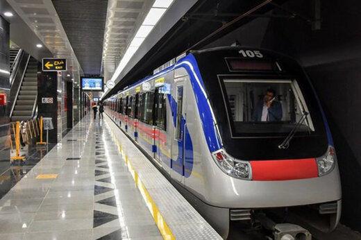 مدیرعامل مترو تهران: ۴ ایستگاه جدید ابتدای امسال افتتاح میشود