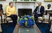 مرکل: با بایدن درباره ایران گفتوگو کردم