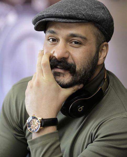 کج کلاه خان سریال سیاوش + عکس