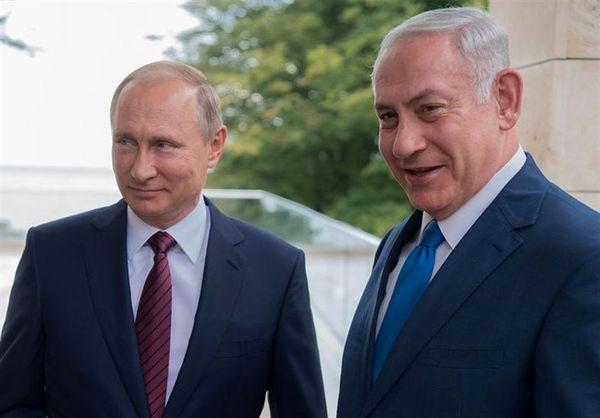 نتانیاهو موضوع جولان را در دیدار با پوتین مطرح می کند
