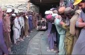 جان باختن 18 تن بر اثر انفجار معدن در پاکستان