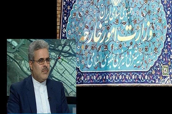 «علی چگنی» سفیر ایران در هند شد