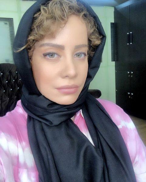 ظاهر جدیدی شراره رخام + عکس