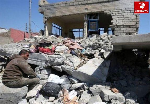 کشته شدن 30 تن در حملات موشکی داعش به محله الشفاء موصل