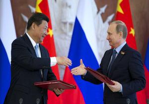 اتحاد روسیه و چین در برابر دشمن مشترکی به نام آمریکا