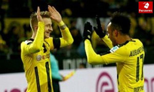 قرعهکشی مرحله یکچهارم نهایی جام حذفی آلمان