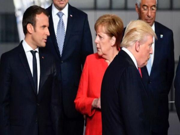 اروپا با گروکشی، تحریم های واشنگتن را بی اثر کند