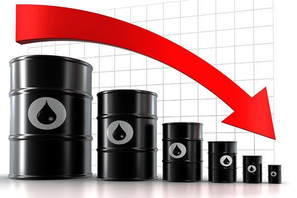 سقوط ۳ درصدی قیمت نفت