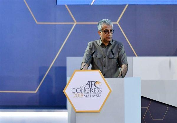 حمایت عراق از نامزد بحرینی انتخابات ریاست کنفدراسیون فوتبال آسیا