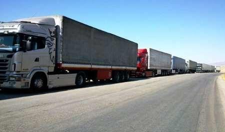 نرخ کرایه کامیونها به تن  کیلومتر تغییر یافت