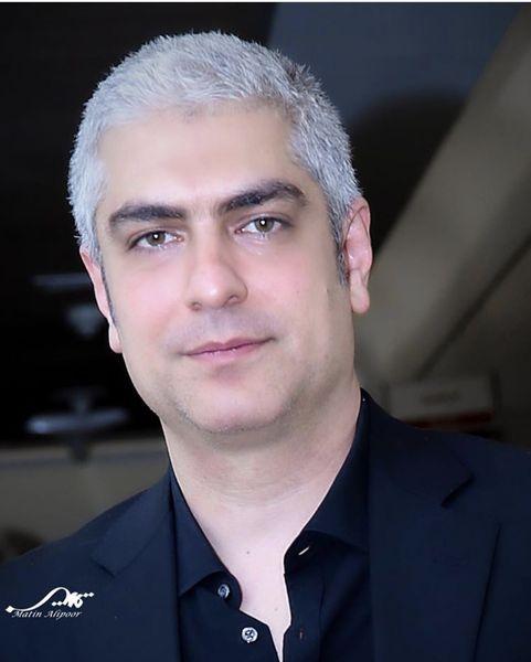 ظاهر متفاوتی از مهدی پاکدل + عکس