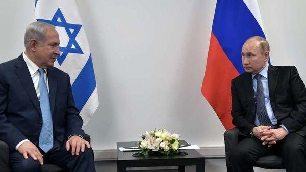 دیدار پوتین و نتانیاهو با محور ایران و سوریه