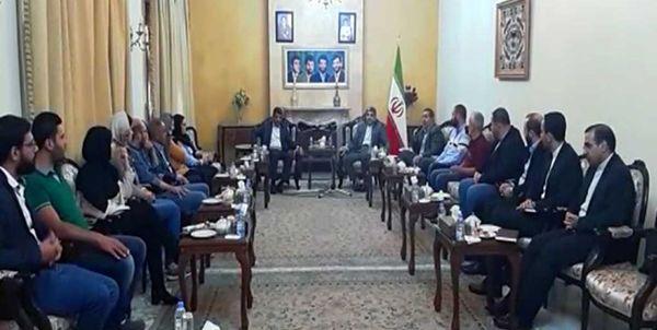 سفیر ایران: تحریمهای آمریکا به فرصتی برای کل منطقه تبدیل میشود