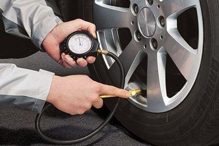 بهترین زمان برای تنظیم باد لاستیک خودرو +جدول برای خودروهای مختلف