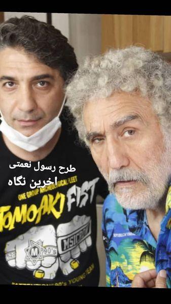 آخریننگاه رضا توکلی + عکس
