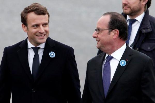 نظرسنجی درباره روسای جمهور فرانسه
