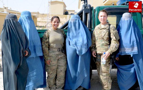 خواب امريكا براي زنان افغان