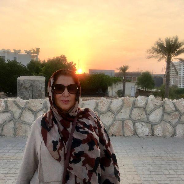 عکس خوشتیپ خانم مجری به خانه برمیگردیم