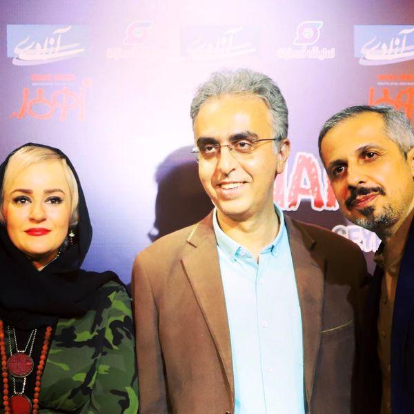 تولد همزمان دو اسطوره طنز ایران+عکس