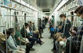عامل افزایش آمار مسافران مترو