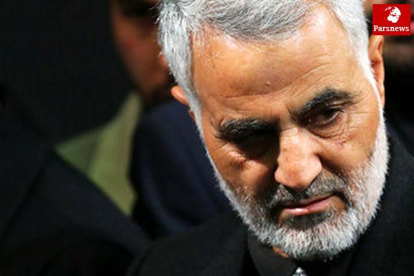 دیدار نخست وزیر عراق با سردار سلیمانی