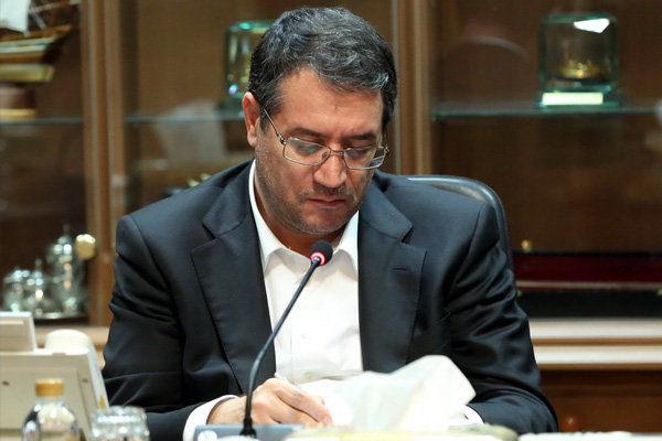 عباس تابش مدیرعامل سازمان حمایت شد