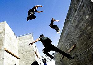 فیلمی مهیج از خطرناکترین ورزش دنیا