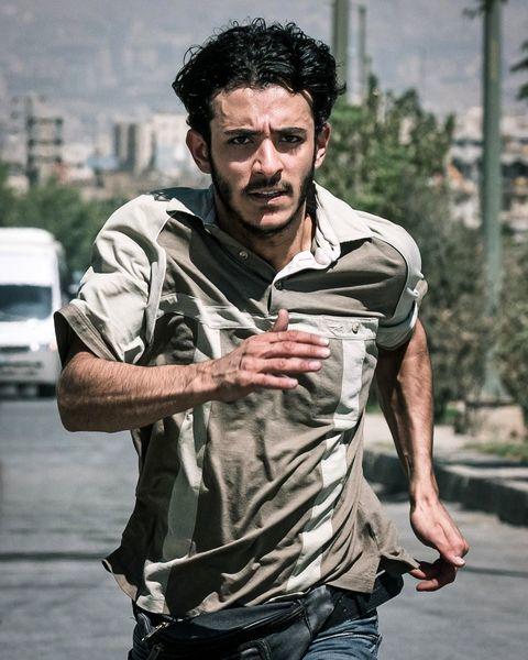 چهره متفاوتی از علی شادمان + عکس