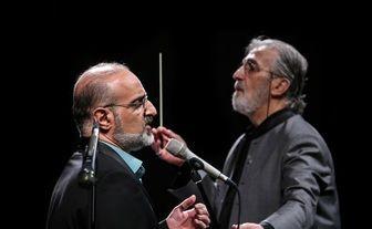 محمد اصفهانی برای ارکستر ملی می خواند