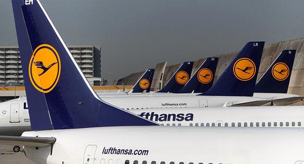 هواپیمای مسافربری در آلمان آتش گرفت