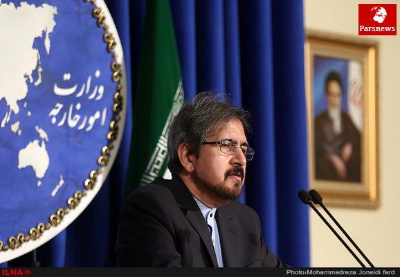 ایران انفجارهای تروریستی امروز بغداد را محکوم کرد