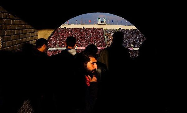 """""""پرسپولیس - السد؛ در ترسناکترین ورزشگاه آسیا"""""""