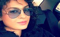 راز خط کشیدن زیر چشم خانم ها از زبان حدیثه تهرانی+عکس