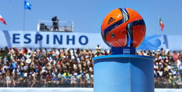 بررسی همگروههای تیم ملی فوتبال ساحلی در رقابتهای قهرمانی آسیا