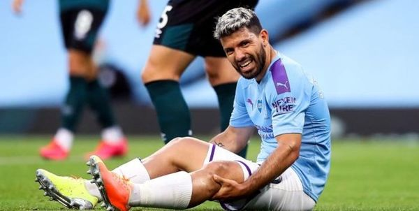 آگوئرو بازی لیورپول را از دست داد