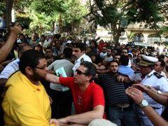 بازگشت تنش به قاهره