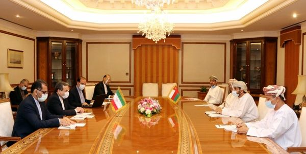 برگزاری هفتمین نشست کمیته مشورت های راهبردی ایران و عمان
