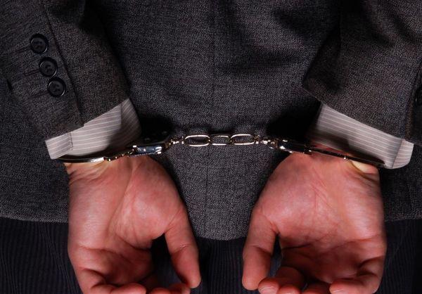 دستگیری رئیس یک شعبه بانک در شیراز
