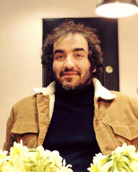 موهای ژولیده آقای بازیگر + عکس