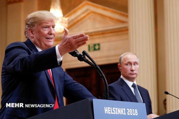 کنایه پوتین به ترامپ: قرار بود از افغانستان هم بروید!