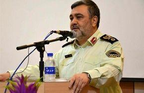 جهاد و شهادت در نیروی انتظامی ادامه دارد