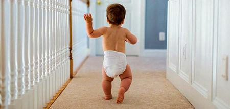 راهکارهایی برای صرفه جویی در پوشک بچه