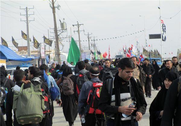 فرمانده ناجا: زائران اربعین از مرز شلمچه تردد کنند