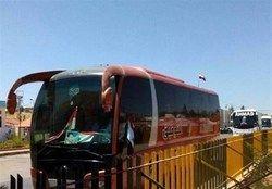 بازگشت آوارگان سوری از لبنان