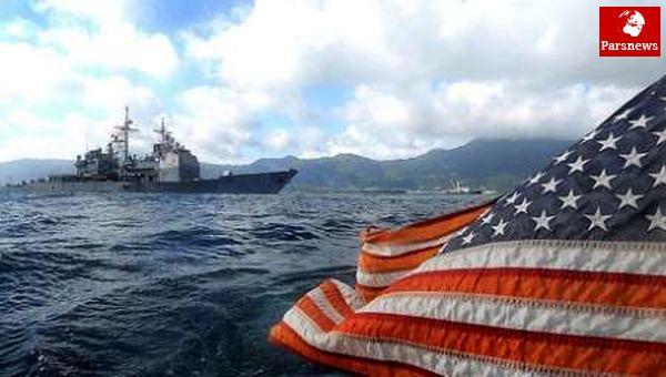 ناو تفنگداران آمریکایی وارد دریای سیاه شد