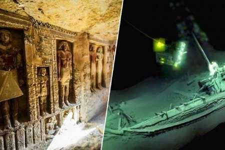 2018 ؛ سال اکتشافات مهم باستانشناسی در جهان