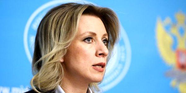 زاخاروا: دمشق باید کنترل مناطق تخلیه شده توسط آمریکا را بهدست گیرد