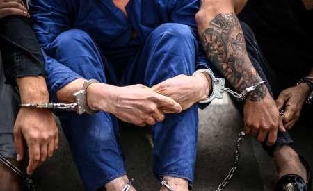 دستگیری41 اوباش در البرز